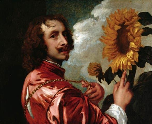 El Van Dyck descubierto en un programa de televisión británico se queda sin comprador