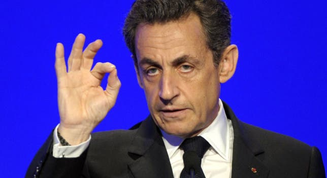 Nícolas Sarkozy