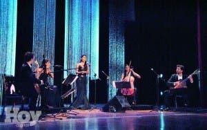 Ensamble Espirituosi en concierto inolvidable