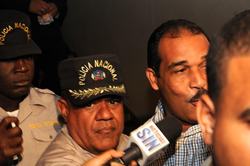 Ex alcalde de Bayaguana, Nelson Osvaldo Sosa.