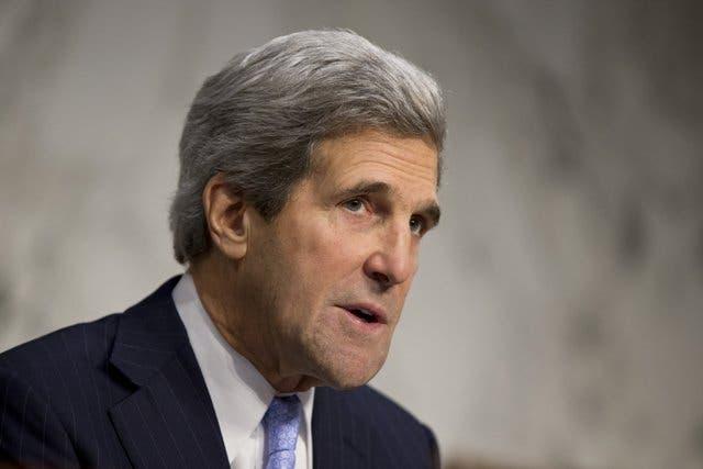 El secretario de Estado estadounidense, John Kerry. (Archivo).