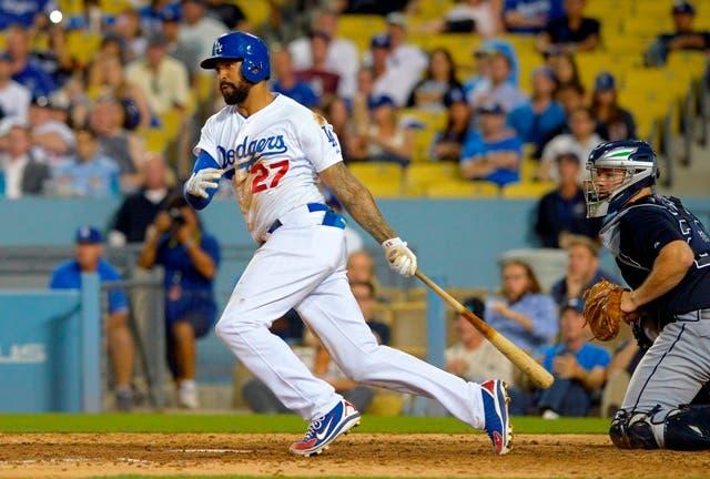 Matt Kemp definió el triunfo de los Dodgers