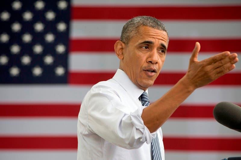 Barack Obama, Presidente de los Estados Unidos. Archivo