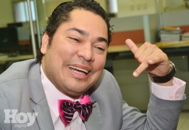 Frederick Martinez (El Pachá). HOY/ Elieser Tapia. Archivo.