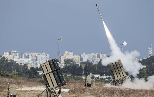 Milicias palestinas lanzan 50 cohetes contra Israel tras fin de tregua humanitaria