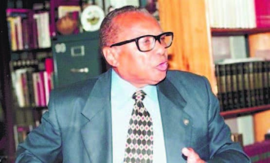 Ramón Pina Acevedo, ex presidente de la OMB