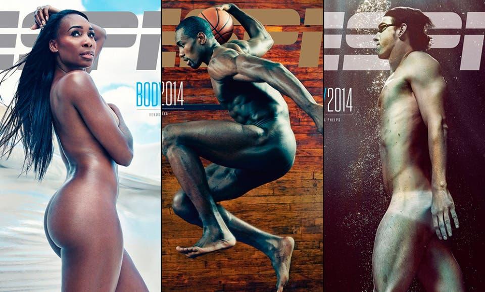 Hoy Digital Venus Williams Y Otros Deportistas Posan Desnudos