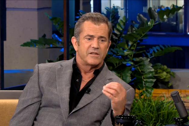 El cineasta estadounidense Mel Gibson.