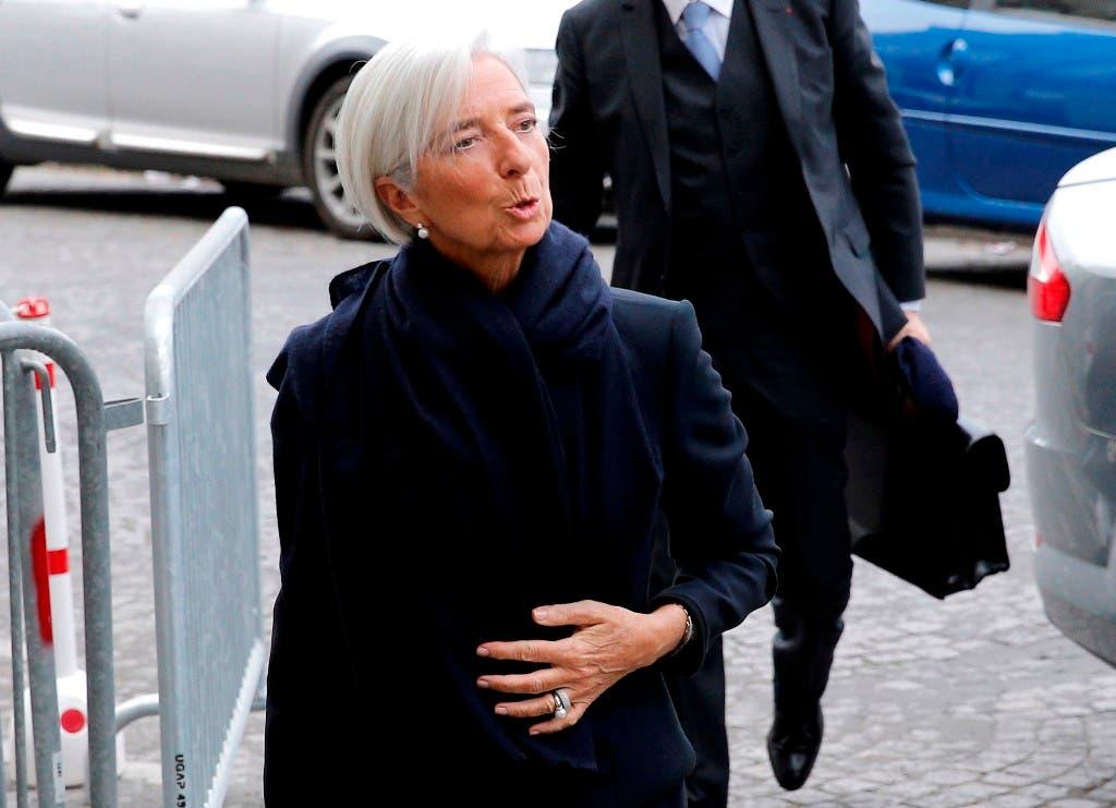 France Lagarde Corruption