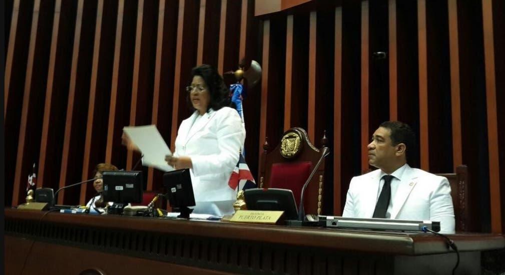 Ve elección Cristina Lizardo presidenta Senado como avance para mujeres en política
