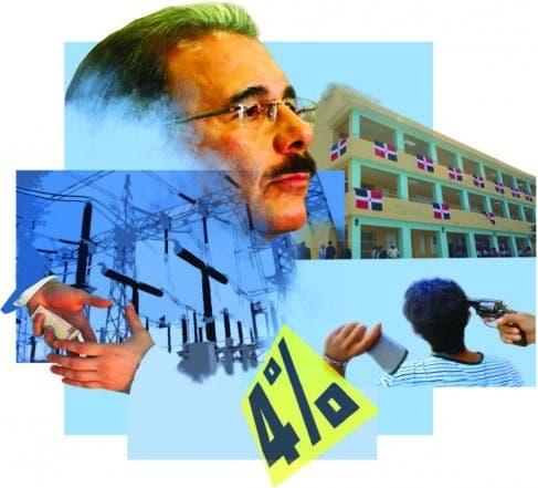 Danilo Medina 2do año