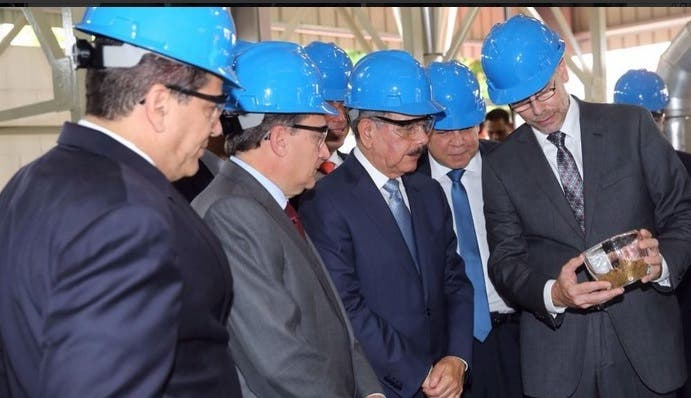 Con la presencia de Danilo Medina, Cervecería inaugura planta