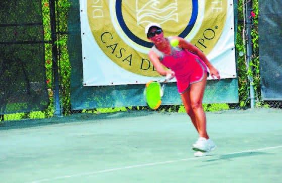 Mailet y Saldivia a la final Tenis LR