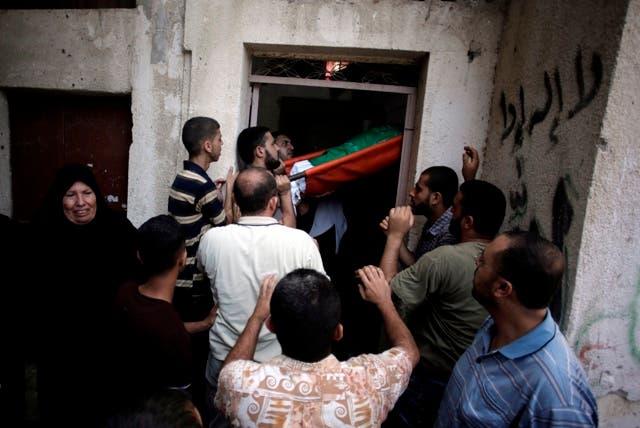 Mueren mujer e hijo del jefe militar de Hamás durante ataque Israelí