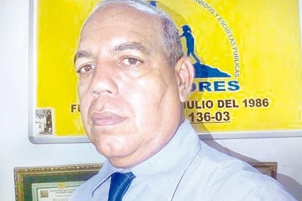 Juan Avila, de Fedepadres.