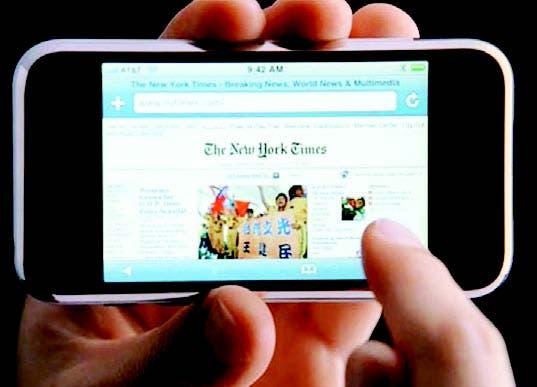 Colombianos prefieren internet móvil