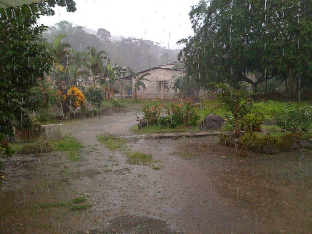 La Onamet pronostica aguaceros y tronadas, por vaguada