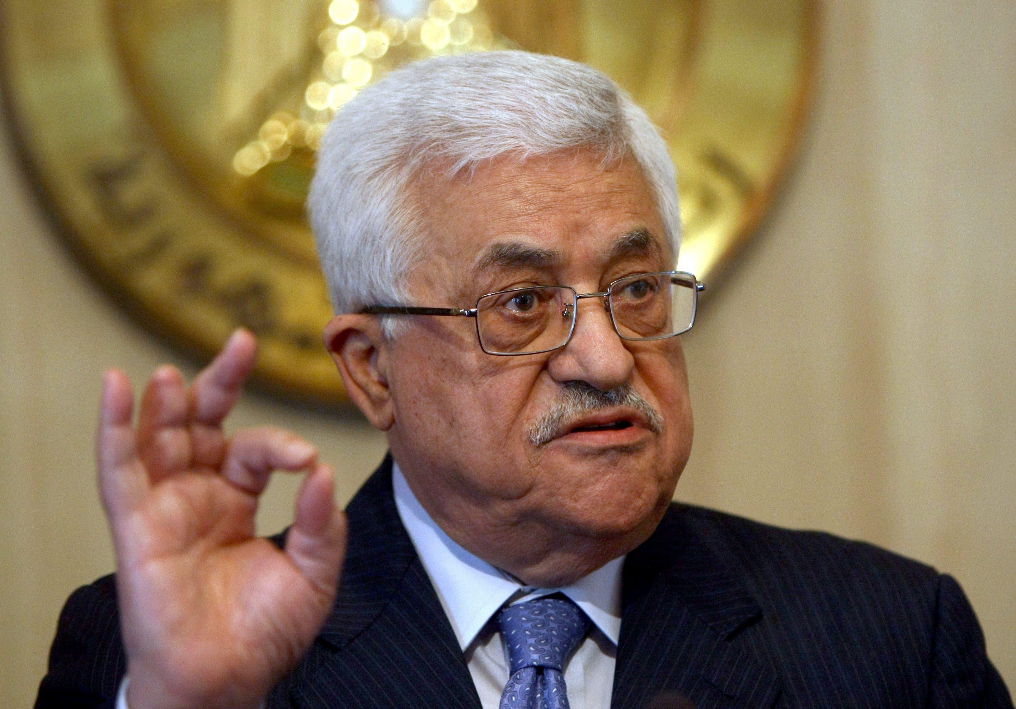 Abas respalda el plan egipcio de alto el fuego pese a que Hamás lo rechaza