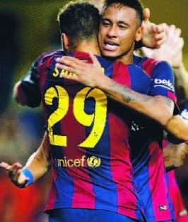 Real Madrid cae derrotado; Barcelona logró triunfo