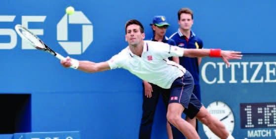 Djokovic derrotó a Querrey y avanza a los 8vos en US Open