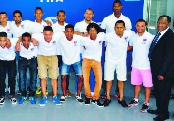 Selección de fútbol RD jugará contra El Salvador