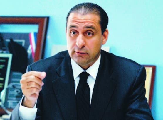 Servio Tulio Castaños Guzmán, vicepresidente de la Finjus