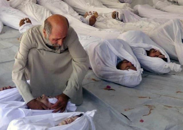 Clanes de Siria piden al EI clemencia para una tribu masacrada