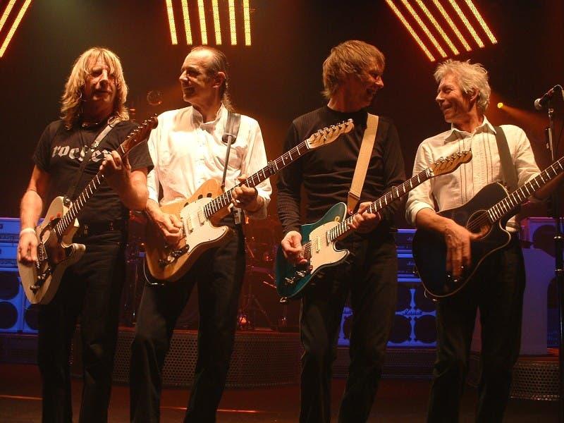 Status Quo cancela varios conciertos por indisposición de su guitarrista