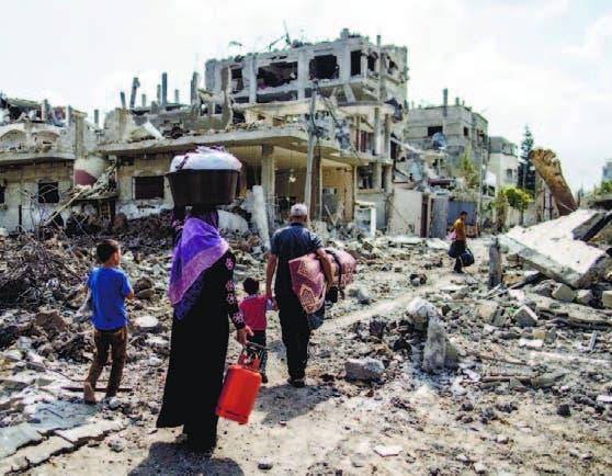 Aumenta la tasa de mortalidad infantil en Gaza por primera vez en medio siglo