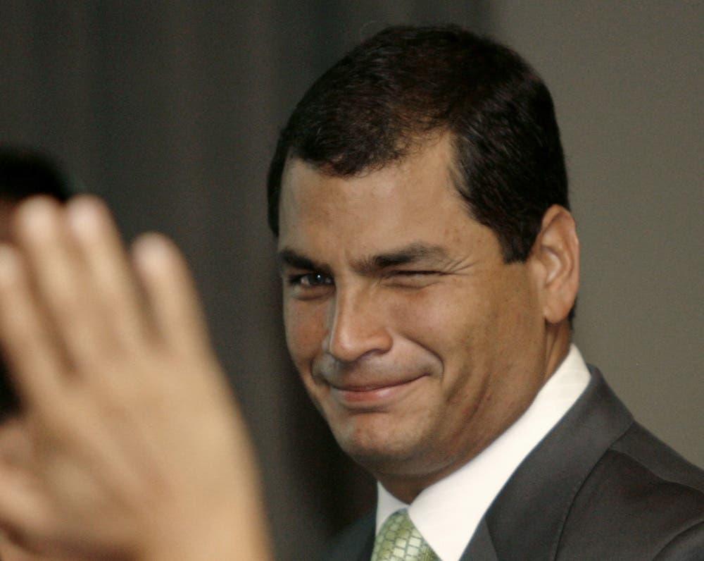 Correa aspira inaugurar sede Unasur con cumbre en noviembre