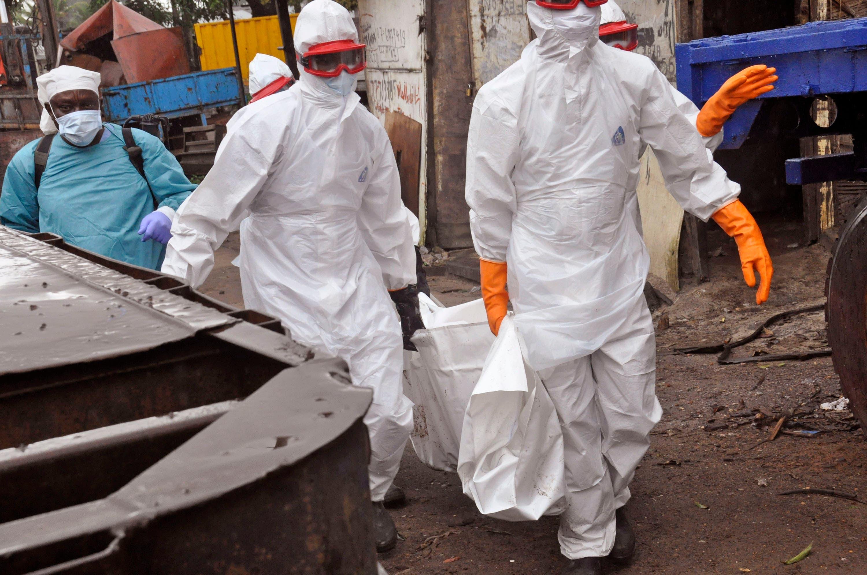 OMS: Lucha contra ébola requiere 600 millones
