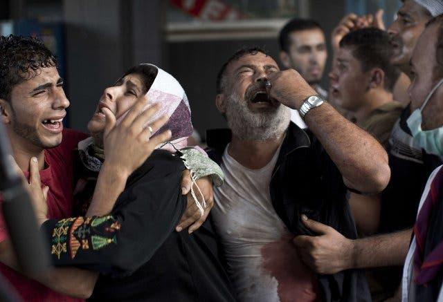 Israel ataca puntos en Gaza en respuesta al lanzamiento de tres misiles