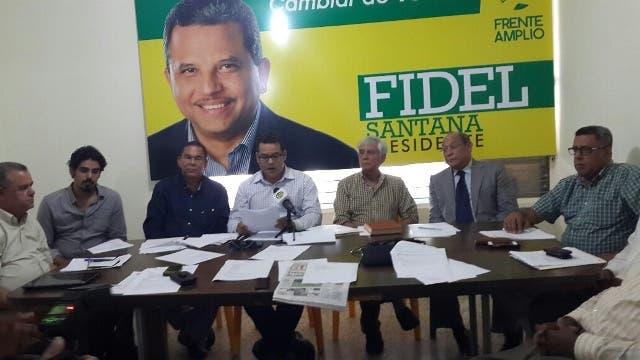 Organizaciones aseguran reelección Danilo causaría tensiones peligrosas en RD