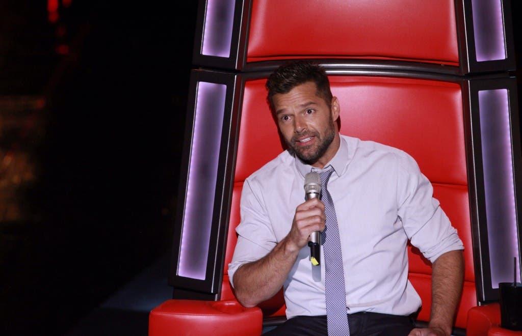 Ricky Martin. Archivo.