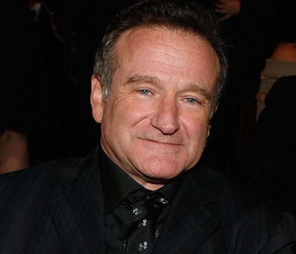 Robin Williams. Archivo.