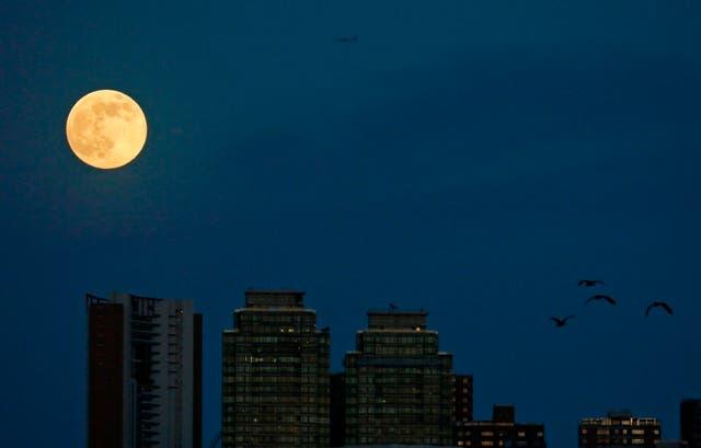 Esta noche habrá una «superluna»