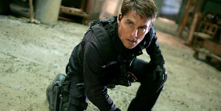Tom Cruise, archivo