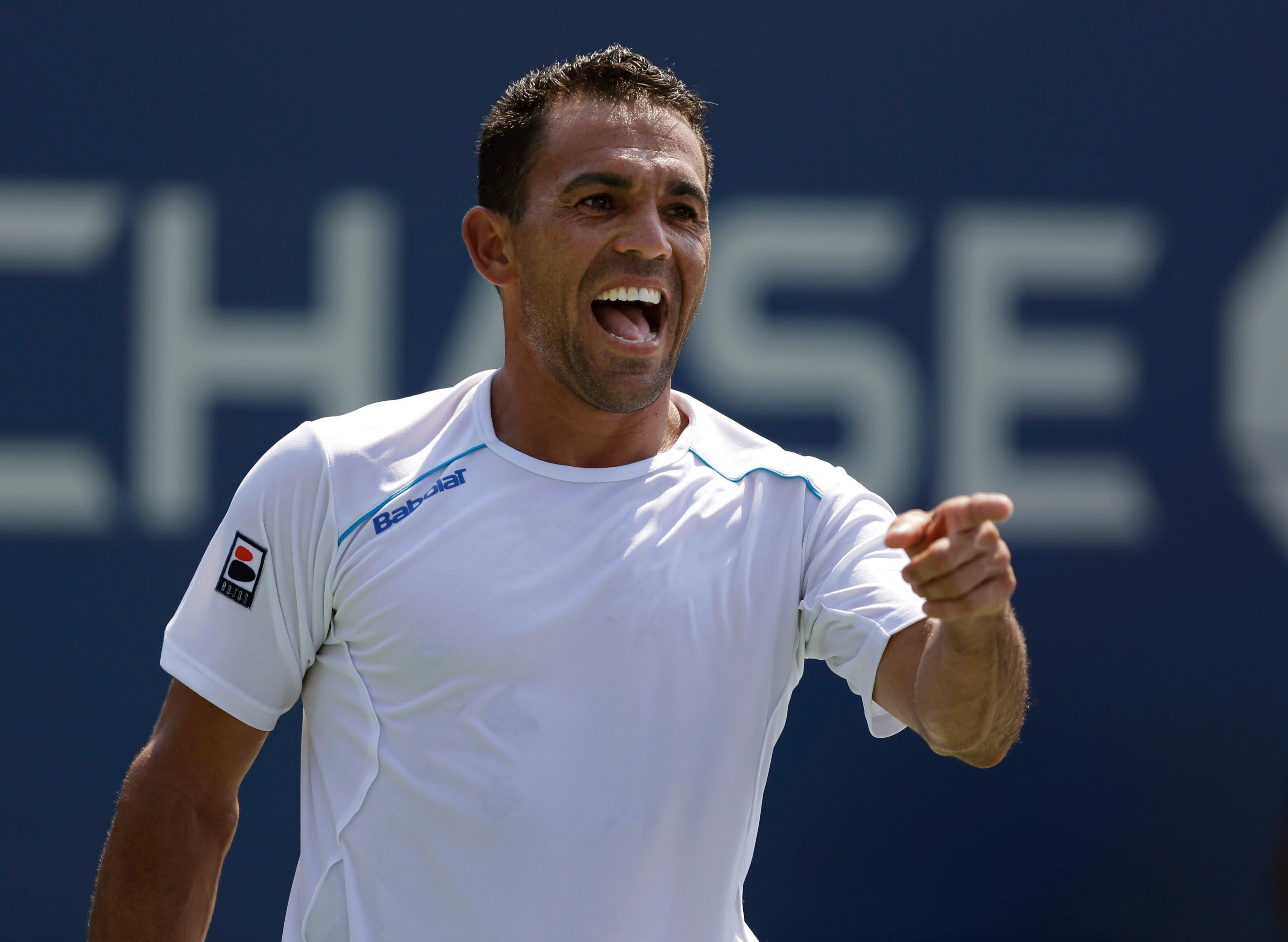 Para tenista dominicano Víctor Estrella la edad es «sólo un número»