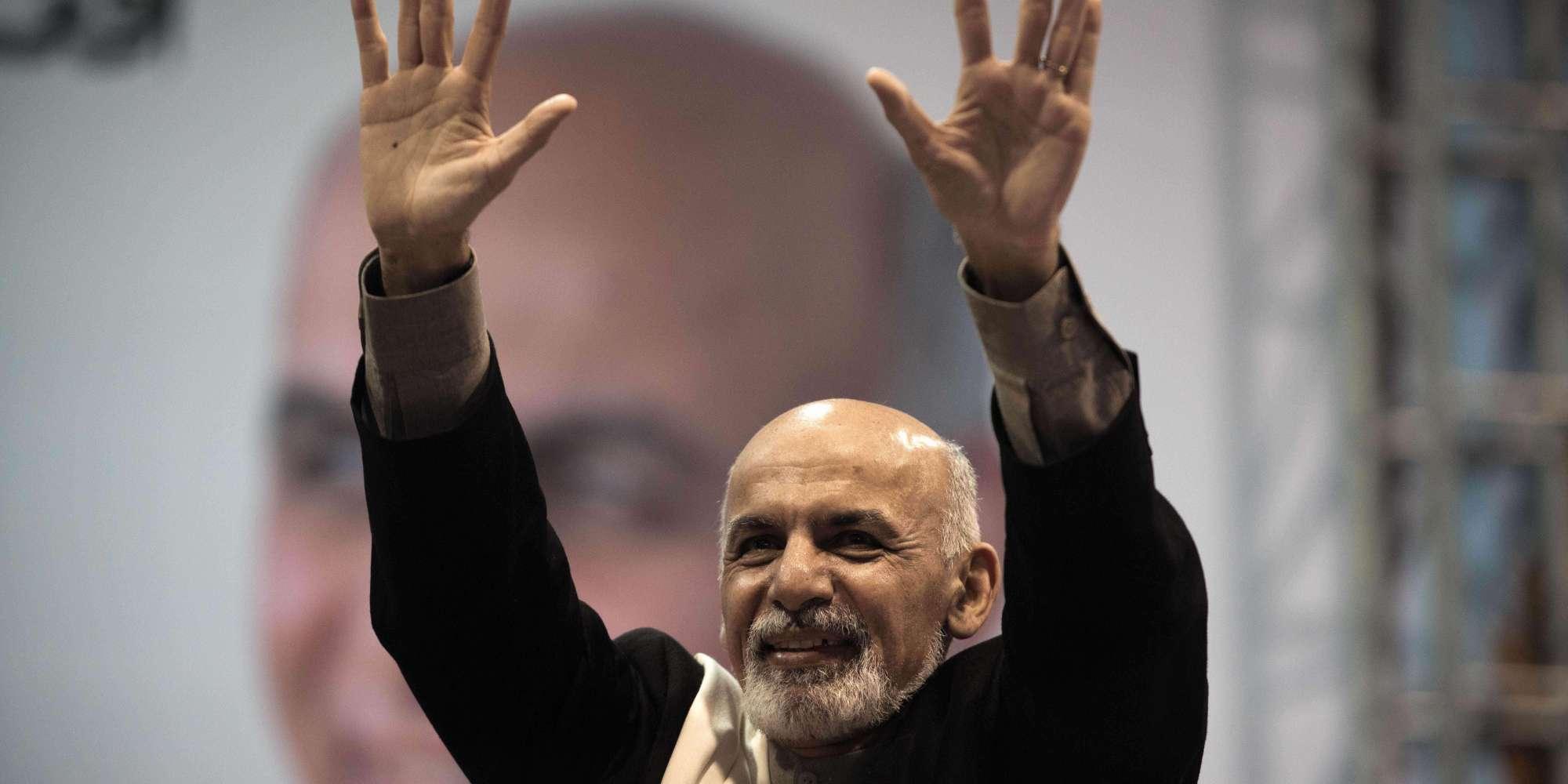 Emiratos Árabes Unidos confirma que  presidente afgano Ashraf Ghani se ha refugiado en su territorio