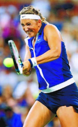 Azarenka clasificó a los cuartos de finales US Open