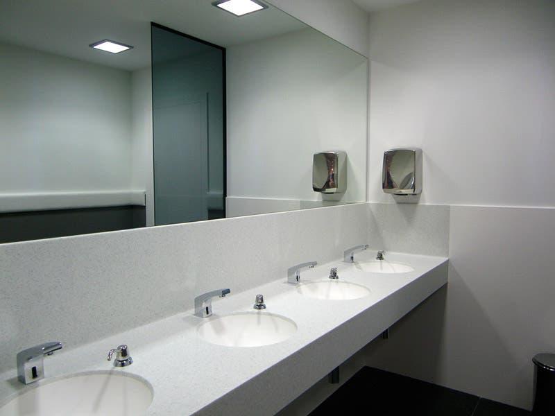 Diseno De Un Baño Publico:Nueve cosas que debes hacer antes de usar un baño público