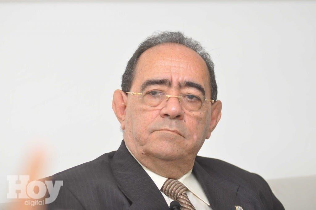 Diputado Hugo Núñez.  Foto HOY, archivo