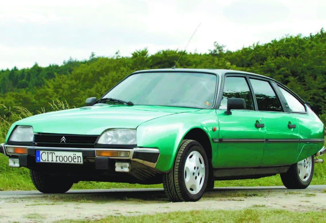 Citroën CX 40 aniversario de un hito