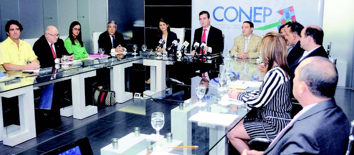 Sesenta asociaciones empresariales apoyan decisión sobre Loma Miranda