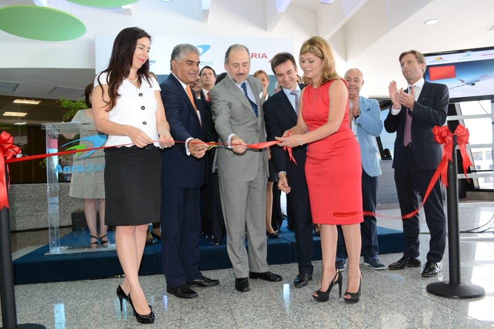 Aerolínea Iberia reanuda vuelos directos a Madrid