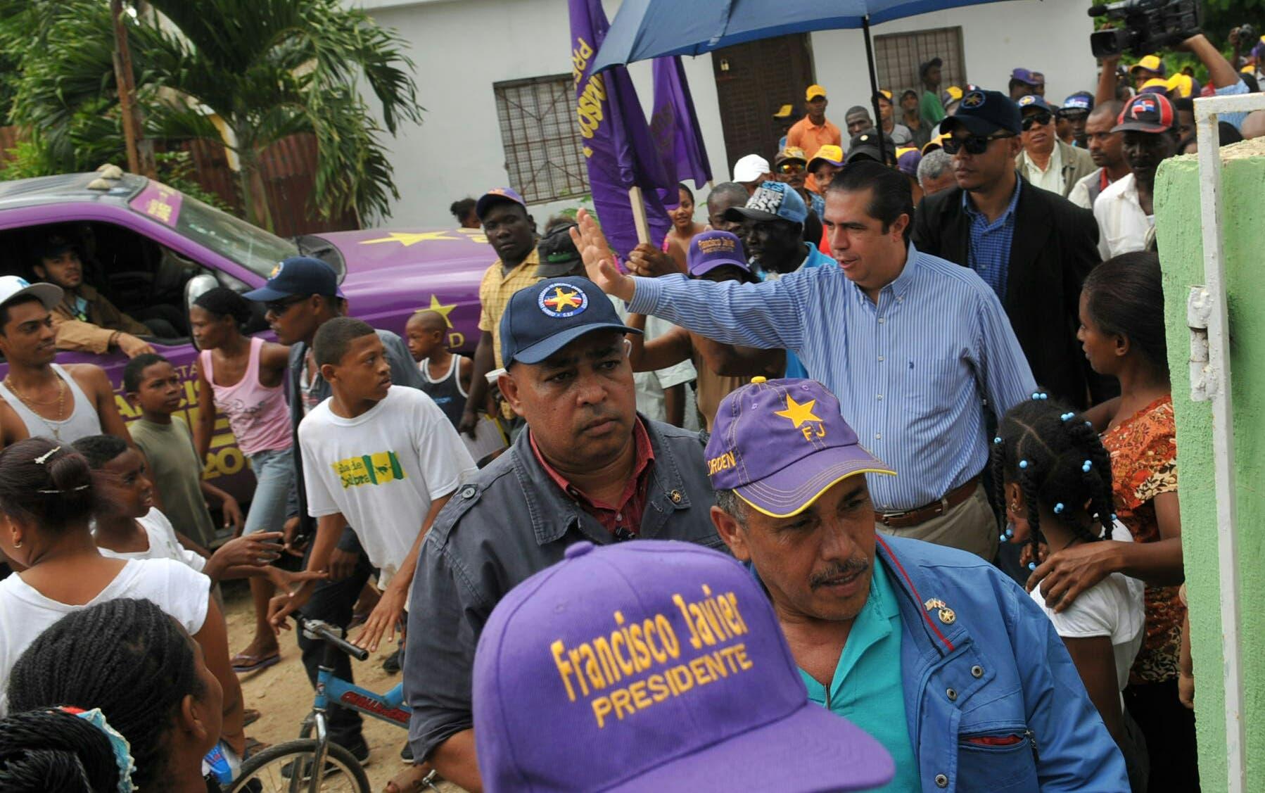 Francisco Javier dice hablar de reelección en Comité Político presionaría a Danilo