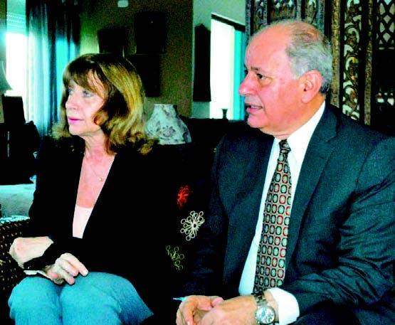 Jacqueline Boin y José Serulle ofrecen detalles de feria