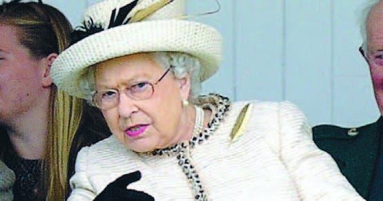 La reina británica Isabel II suele vacacionar con frecuencia en Escocia