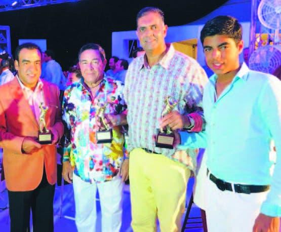 Félix y Acosta ganan torneo de golf  Puerto Plata