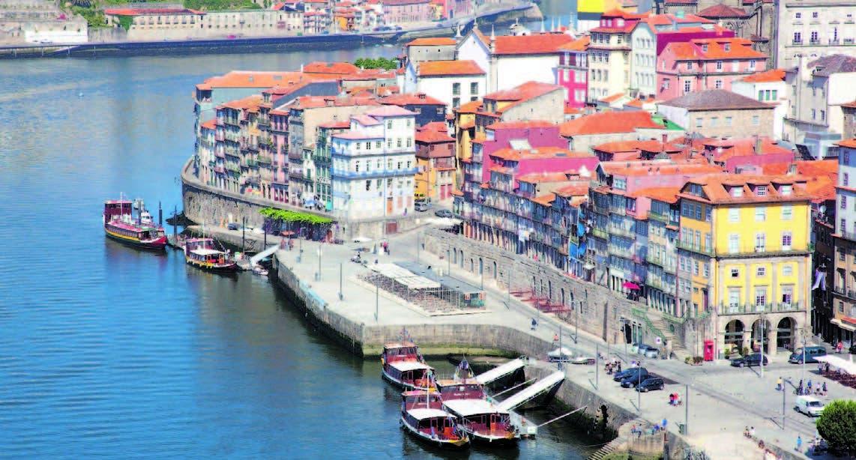 Cruceros ibéricos divulgan la belleza del Gran Cañón del río Duero